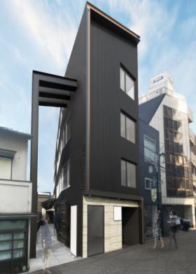 恵比寿クロスサードビルの外観写真