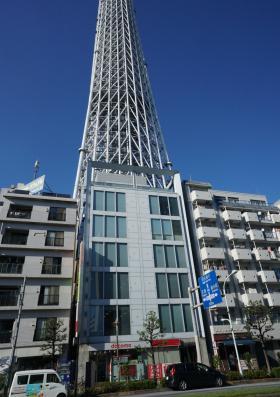 あさひ墨田ビルの外観写真