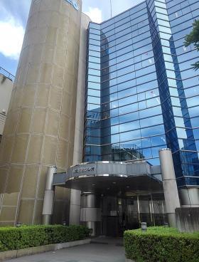 クレオ原宿本社ビルの内装