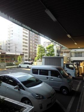 アドン菊川ビルの内装