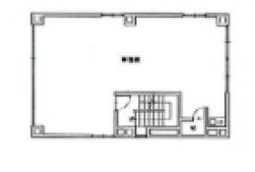 リンクスビル:基準階図面