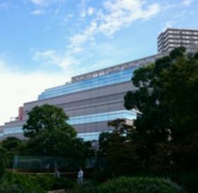 日本経済新聞社南砂別館ビル:基準階図面