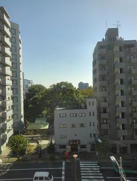 仮)東五反田オフィスビルの内装