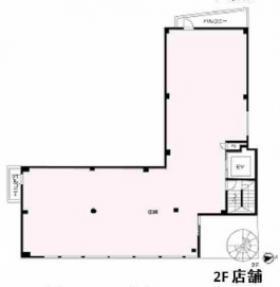 センチュリオン六本木タワー:基準階図面