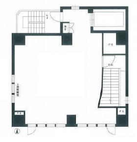 ビアンコ四谷ビル:基準階図面