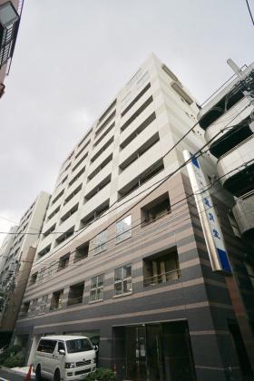 ガリシア銀座イーストビルの外観写真