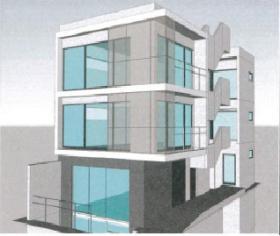 グエル・サカエ北参道ビルの外観写真