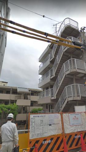 GranDuo渋谷ビルの外観写真