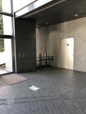 愛宕ビューアパートメントビルの内装