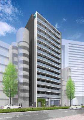 ヒューリック神田駿河台計画の外観写真