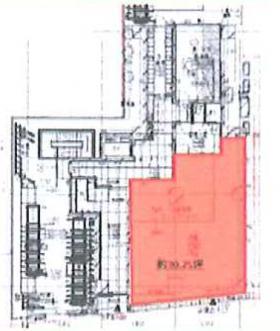 ヒューリック神田駿河台計画:基準階図面