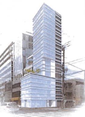 MINAMI AOYAMA M&M BLD.の外観写真