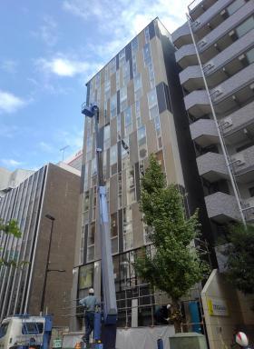 クロス・ポイント南池袋ビルの外観写真