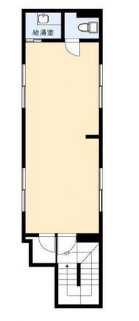 NACビル:基準階図面
