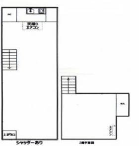 清水邸ビル:基準階図面