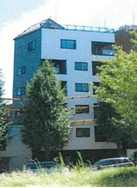 スターレジデンス広尾ビルの外観写真