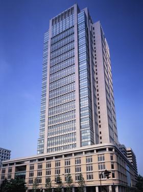 丸の内ビルディングプレミアオフィスの外観写真