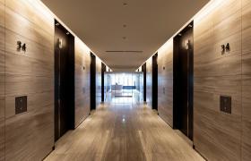 丸の内ビルディングプレミアオフィスの内装