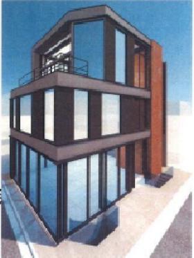 表参道アクセス(仮称ビルの外観写真