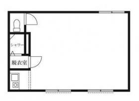 Kガーデンビル:基準階図面