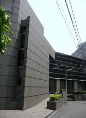 MPR六本木三河台ビルの外観写真