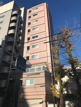 KM中目黒ビルの外観写真
