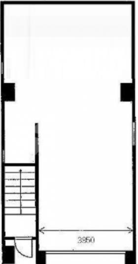 T-PLACEビル:基準階図面