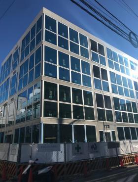エスセナーリオ青葉台の外観写真