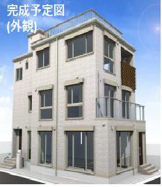 パークサイド表参道ビル 2F 10.49坪(34.67m<sup>2</sup>)