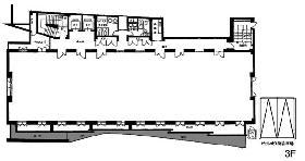 Daiwa神宮前ビル:基準階図面