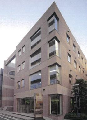 S.Kビルの外観写真