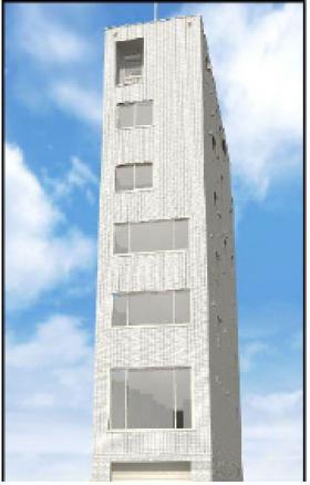仮称)南青山1丁目計画ビルの外観写真