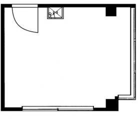 ホリイビルNO5ビル:基準階図面
