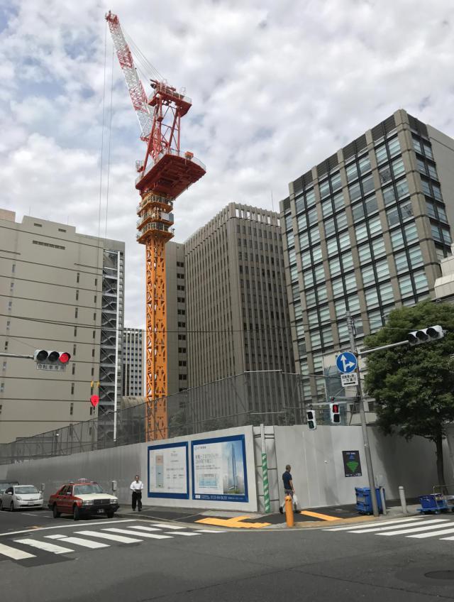 CROSS COOP新橋 5F 19.97坪(66.01m<sup>2</sup>)のエントランス