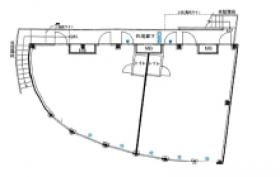 3rd南青山ビル:基準階図面