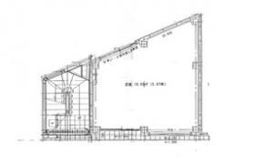 八光苑ビル:基準階図面