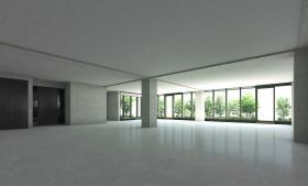 ザ・トライベッカ代官山ビルの内装