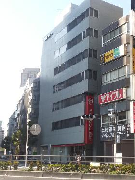 ニッセイ五反田駅前ビルの外観写真
