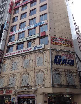 渋谷駅前会館(飯島)の外観写真