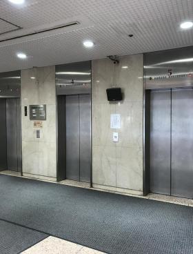 新大宗5号館ビルの内装