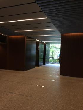 KDX晴海ビルの内装