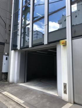 Daiwa日本橋堀留町(日本橋MS)ビルのエントランス