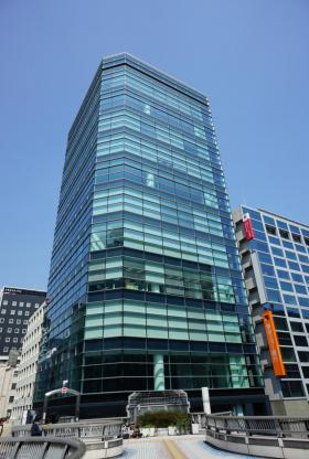 サクセス銀座7ビルの外観写真