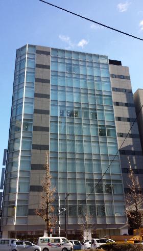 日本橋Dスクエアビルの外観写真