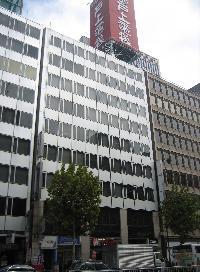 新虎ノ門実業会館の外観写真