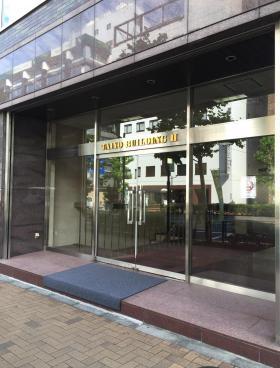 太洋ビルディング 第1新館のエントランス