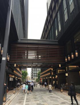 室町東三井ビルディングの内装