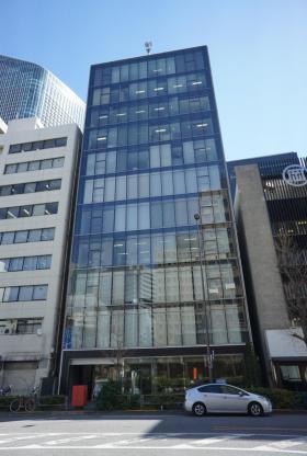 日総第23(EXPERT OFFICE虎ノ門)ビルの外観写真