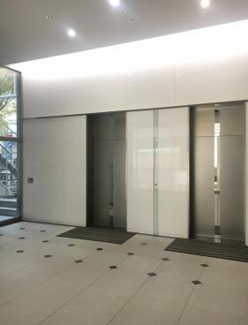 エスエス製薬本社ビルの内装