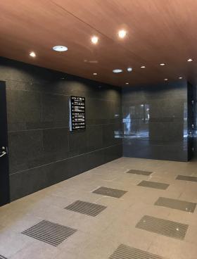 ACN八丁堀ビルの内装